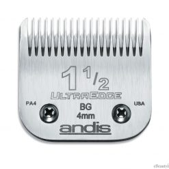 Andis UltraEdge Detachable Clipper Blade #1-1/2 Fit Oster 76 A5 - 64077