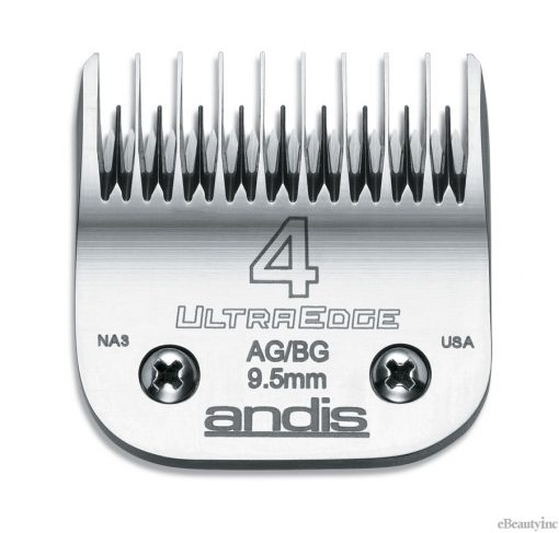 Andis UltraEdge Detachable Clipper Blade #4 Fit Oster 76 A5 - 64090