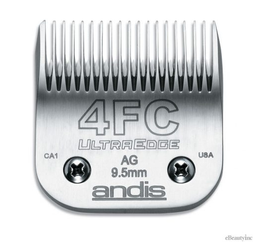 Andis UltraEdge Detachable Clipper Blade #4FC Fit Oster 76 A5 - 64123