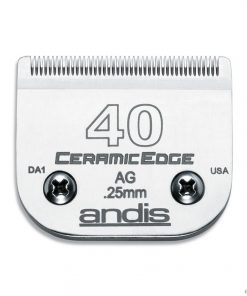Andis Ceramic Edge Clipper Blade #40 Fit Oster 76 A5 - 64265