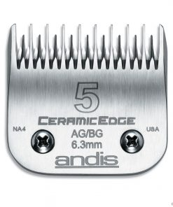 Andis Ceramic Edge Clipper Blade #5 Fit Oster 76 A5 - 64300