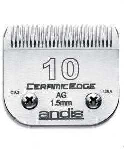 Andis Ceramic Edge Clipper Blade #10 Fit Oster 76 A5 - 64315