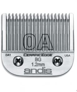 Andis Ceramic Edge Clipper Blade #0A Fit Oster 76 A5 - 64470