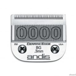 Andis Ceramic Edge Clipper Bladee #0000 Fit Oster 76 A5 - 64475