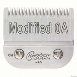 Oster 76 Blade for Classic76 Model 10 Clipper Size Modified OA #76918-036