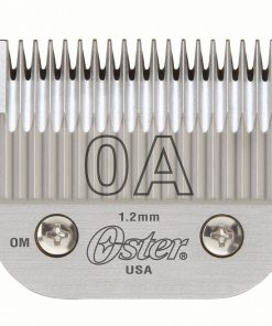Oster 76 Blade for Classic76 Model 10 Clipper Blade Size 0A #76918-056